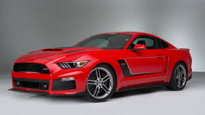 2015 Roush Stage 3 Mustang first drive the anti Hellcat
