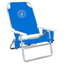 100 Nautica Folding Chairs Caribbean Joe Five Position Beach Chair With Pocket