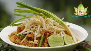 Thai Noodles Pad Mie Moo recipe Duncan s Thai Kitchen