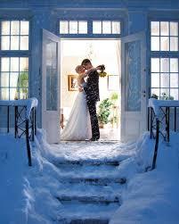 Winter Wedding Color Wheel