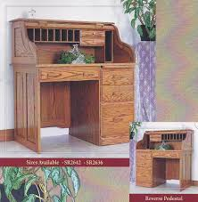 Drop Front Secretary Desk by Furniture Gorgeous Rolltop Computer Desk History With Old Wood