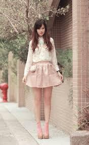 Street Style Skater Skirt