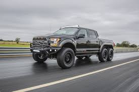 2018 Ford F-150 VelociRaptor 6x6 By Hennessey Performance   Top Speed Chinese Brand G Patton Unveils 6x6 Jeep Wrangler Cversion For Academy 172 M35 66 Truck Shelter Body Offer Ss Models M817 Dump Upgraded With Turbo Charger And Air Brakes Startech Range Rover Pickup Portal Adventure Vehicles Pinterest Land Rovers Your First Choice For Russian Trucks Military Uk Hell Hog Hellcat Powered 2012 Unlimited Gallery Monroe Truck Equipment Toyota Hilux Arctic At44 Cversion A Slidein Pop Studebaker Us6 2ton Wikipedia