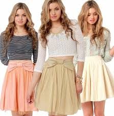 Teen Girl Style And Trendy Clothing Dress Women 2014 2015 Photos