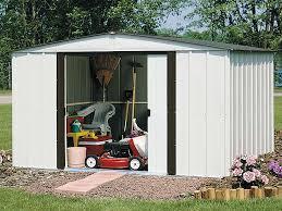 storage lowes arrow shed metal sheds arrow sheds