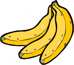 Black and white banana clipart free images clipartcow