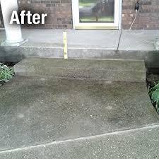 concrete patio appleton wi concrete steps repair step leveling and restoration services