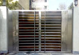Manufacturers Of Highly Durable Stainless Steel Main Gates For ... Gate Designs For Home 2017 Model Trends Main Entrance Design 19 Best Fencing Images On Pinterest Architecture Garden And Latest Best Ideas Emejing Contemporary Homes Interior Modern Decoration Steel Marvelous Malaysia Iron Gates Works Of And Pipe Supply Install New Hdb With Samsung Yale Tags Wrought Iron Entry Gates Residential With Price Stainless Photos Drawings Manufacturers In Delhi Fachada Portas House Cool Front Collection Models