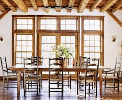 Rustic Dining Room Decorations by 30 Dining Room Decorating Styles Midwest Living
