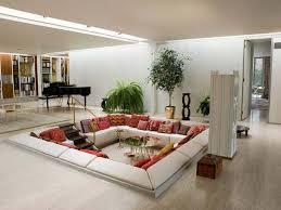 Modern Living Room Furniture Set Interior Design