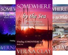 Finding SOMEWHERE Series 4 Book By Verna Clay