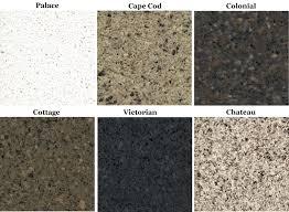 quartz terrazzo marble