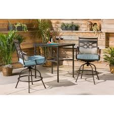 Hanover Montclair 3-Piece High-Dining Set In Ocean Blue With 2 ... Belfort Essentials Abaco 54 Square Solid Acacia Wood Top Counter Shop Juvenile Java Mission Table With Two Chairs Set Rich Mocha Hanover Montclair 3piece Metal Outdoor Bar Height Ding Handmade Solid Oak Tall Table Two Chairs And High Stools Small Rectangular Kitchen Homesfeed High In Cheltenham Gloucestershire Gumtree 84 Off Glass Tables Coaster Fniture 102271 Tone Island Parkland 2 Item 94349 Walmart Canada Marble Matching Ayr South Winsome Lynnwood 3pc Drop Leaf Ladder Chair On Carousell