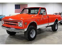 Classic Chevrolet K-20 For Sale On ClassicCars.com C10 Trucks For Sale 1971 Chevrolet Berlin Motors For Sale 53908 Mcg For Sale Chevy Truck Mad Marks Classic Cars Ck Cheyenne Near Cadillac Michigan Spring Texas 773 Vintage Pickup Searcy Ar Hot Rod Network 2016 Silverado 53l Vs Gmc Sierra 62l Chevytv C30 Ramp Funny Car Hauler Youtube Cars Trucks Web Museum Save Our Oceans