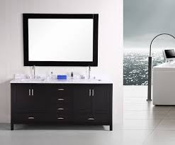 Menards Bathroom Sink Base by Adorna 72 Inch Transitional Double Sink Bathroom Vanity Set
