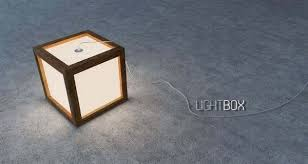 light box illuminate your dwelling with green light green diary