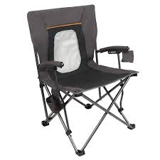 PORTAL Camping Chair Folding Portable Quad Mesh Back With Cup Holder Pocket  And Hard Armrest, Supports 300 Lbs, Black, Regular Folding Chair Charcoal Seatcharcoal Back Gray Base 4box Gsa Skilcraf 6 Best Camping Chairs For Bad Reviewed In Detail Nov Kingcamp Heavy Duty Lumbar Support Oversized Quad Arm Padded Deluxe With Cooler Armrest Cup Holder Supports 350 Lbs 2019 Lweight And Portable Blood Draw Flip Marketlab Inc Adjustable Zanlure 600d Oxford Ultralight Outdoor Fishing Bbq Seat Hercules Series 650 Lb Capacity Premium Black Plastic Steel Bag Lawn Green Saa Artists Left Hand Table Note Uk Mainland Delivery Only The According To Consumers Bob Vila