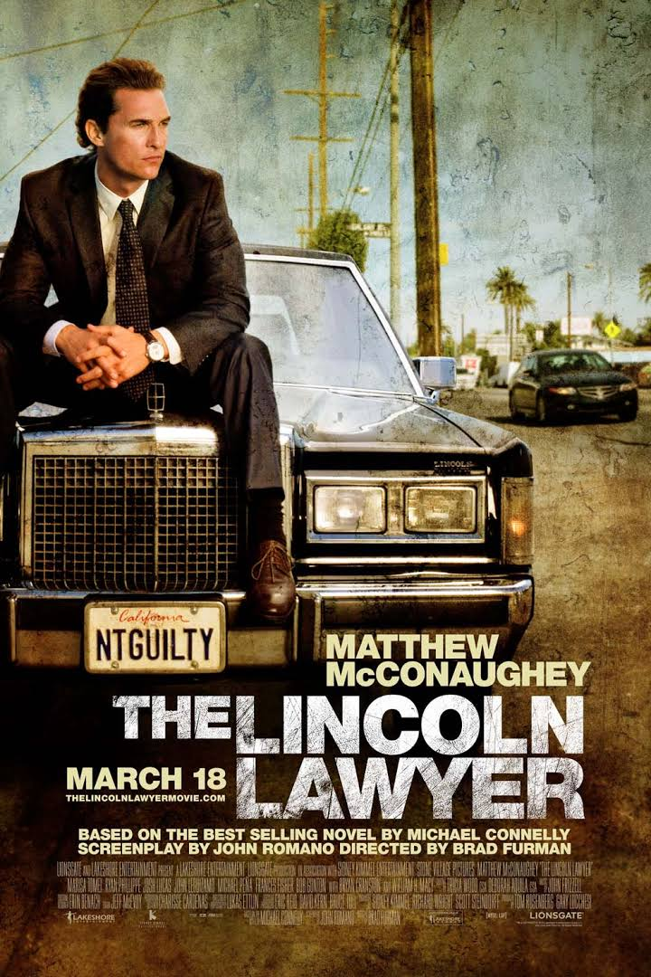 The Lincoln Lawyer-The Lincoln Lawyer