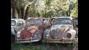 100 Salvage Trucks Yard With TONS Of Cars Old 1950s And Volkswagen Bugs