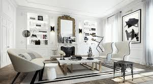 Apartment in Saint Germain by Ando Studio