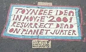 resurrect dead the mystery of the toynbee tiles and other recent