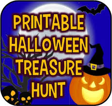 Halloween Riddles Adults by Printable Halloween Scavenger Hunts