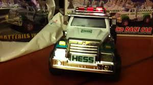 2011 Hess Truck - YouTube 2011 Hess Colctible Toy Truck And Race Car With Sound Nascar Video Review Of The 2008 And Front 2013 Tractor 2day Ship Ebay Rare Buying Toys Pinterest Toys Values Descriptions Brown Box Specials Trucks Jackies Store Amazoncom Racer 1988 Games Mini Ajs 1986 Fire Bank 1991 Hess Toy Truck With Racer