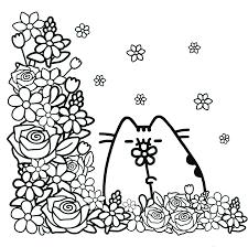 Dibujos Para Colorear Kawaii Sushi Wwwtopsimagescom