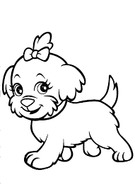 Beagle Coloring Pages Puppies Of Dog Puppy