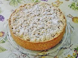 mohn apfel torte
