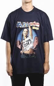Deadstock Vintage Alicia Keys Rap T Shirt Sz XL
