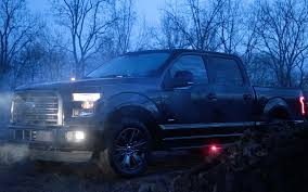 Ford To Offer Factory-Installed LED Strobe Warning Lights On F-150