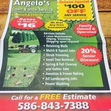 100 Angelos Landscape Turf Tenders Home Facebook