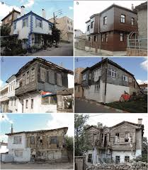 100 Houses F Views Of Kyky Used For Residential Purposes At Present And