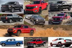 Top 10 Trucks Of 2016: A Look At Your Best Open-Bed Options Midsize Pickup Trucks Are The New Smaller Abc7com Best Mid Size Pickup Trucks 2017 Delivery Truck Rental Moving 2019 Colorado Midsize Diesel Chevrolet Ups Ante In Offroad Game With New 5 Awesome Midsize Pickups Which Is Best Youtube Ford Ranger Fordca Medium Done Well Ranked Gear Patrol To Compare Choose From Valley Chevy Accessorize Draw In Faithful Bestride 7 Around World