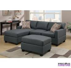 Poundex 3pc Sectional Sofa Set by Sectional Set