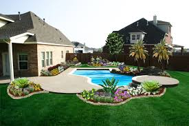 Pool Landscaping With Potted Plants Mediterranean Backyard Latest ... Swimming Pool Landscaping Ideas Backyards Compact Backyard Pool Landscaping Modern Ideas Pictures Coolest Designs Pools In Home Interior 27 Best On A Budget Homesthetics Images Cool Landscape Design Designing Your Part I Of Ii Quinjucom Affordable Around Simple Plus Decorating Backyard Florida Pinterest Bedroom Inspiring Rustic Style Party With