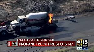 Propane Tanker Closes Down SB I-17 At Table Mesa Road - YouTube Florida Couple Hauling Propane Grill In Their Kia Light Cigarette Johnson City Press Tank Causes Explosion That Levels Explodes Moving Truck Wcbd 11 Injured After Philly Food The San Diego Union Breakingnews At Bruces Catering Panorama City On Fire Homes Evacuated Propane Crash Whtm 2 Hospitalized After Asphalt Tanker Explodes Santa Fe Springs Ktla Toronto Was Preventable Court Hears Globe Truck Explosion China Sets Highway Fire Aoevolution York County Crash Road To Stay Closed All Week Wsoctv Vehicle Leaves Roadway Strikes Hazmat Nation