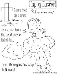 Jesus Easter Resurrection Coloring Pages 1019x1319
