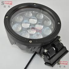 Auto Driving 60w Led Work Light 12v 24v Tow Truck Light Bars Offroad ...