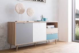 newroom sideboard jona sideboard sonoma eiche modern highboard anrichte skandinavisches design wohnzimmer schlafzimmer flur esszimmer kaufen