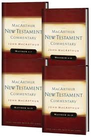 Brazos Theological Commentary On The Bible Series Matthew 1 28 By MacArthur John