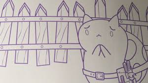 Catbug Built A Fence Whats In It