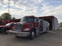 Beckville Adds Pumper Truck To Arsenal, Moves Old Truck To ... Pump Trucks Stock Photos Images Alamy Transway Systems Inc Custom Truck Pumper Ads Hydro Excavation Septic Tank Vacuum Sold 2004 Freightliner Eone 12501000 Rural Command Fire Used Pumping For Sale Best Image Kusaboshicom Springwater Receives New Township Of 1994 Intertional Tanker Details Imperial Industries Baseline Series Sets The Bar For 1980 Ford F700 Pumper Truck Item H1316 April 16 Ve How To Spec Out A Dig Different Analysis Kinds Portalogix Is Rosenbauer