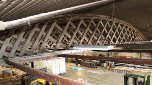104 Bowstring Truss Design Es The Good Old Structures Engineering