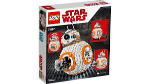 Lego X Wing Stand by 75187 Bb 8 Lego Star Wars Products And Sets Star Wars Lego Com