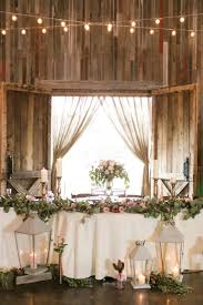 Photo By Allee J Rustic Chic Wedding Head Table With Garland Texas Florist Jessica Ormond Events