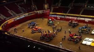 100 Monster Truck Show Portland Jam Oregon Pit Party YouTube