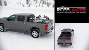 Undercover RidgeLander - The Ultimate Truck Bed Cover For Winter ... Undcover Classic Tonneau Cover Fast Free Shipping Hard Truck Bed Covers Awesome Steers Wheels Which Cover For Gen3 Tacoma World Painted By 65 Short Blue Tonneaubed Onepiece Undcover White Gold Ridgelander Amazoncom Fx41008 Flex Folding Tonneaus In Daytona Beach Fl Best Town Rivetville Protect Your Load Roundup Diesel Tech Magazine Ultra Lvadosierra Elite Lx Is Easy To Remove And Light Enough That Two People Can