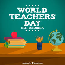 bureau enseignant bureau de l enseignant avec des livres porte crayons et un globe